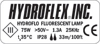 HydroFlo-label