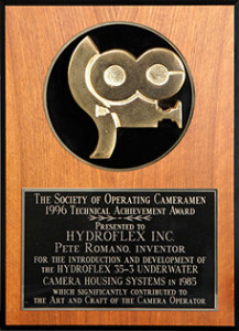 Society of Operating Cameramen Award