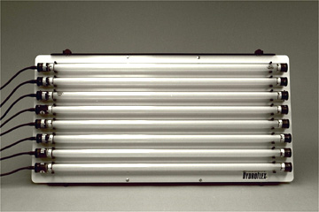 HydroFlo® 4 ft./8-Bank Panel