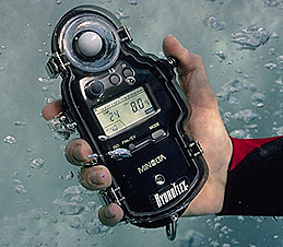 Waterproof Exposure Meter Housings
